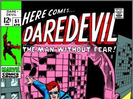 Daredevil (1963) #51