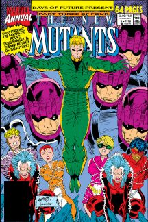 New Mutants Annual #6