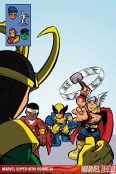 Marvel Super Hero Squad #4
