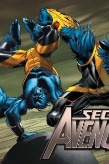 Secret Avengers #13  (X-Men Art Variant)