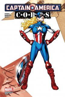 Captain America Corps #4