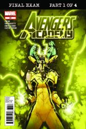 Avengers Academy #34 
