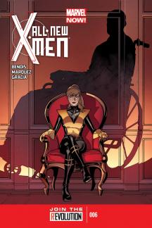 All-New X-Men (2012) #6