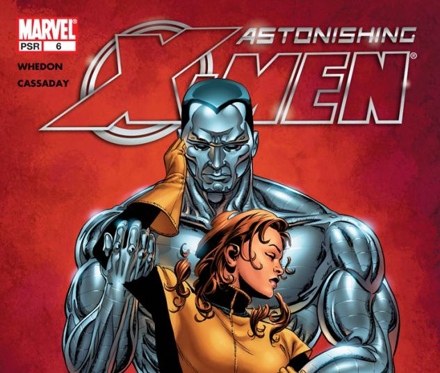Astonishing X-Men (2004) #6