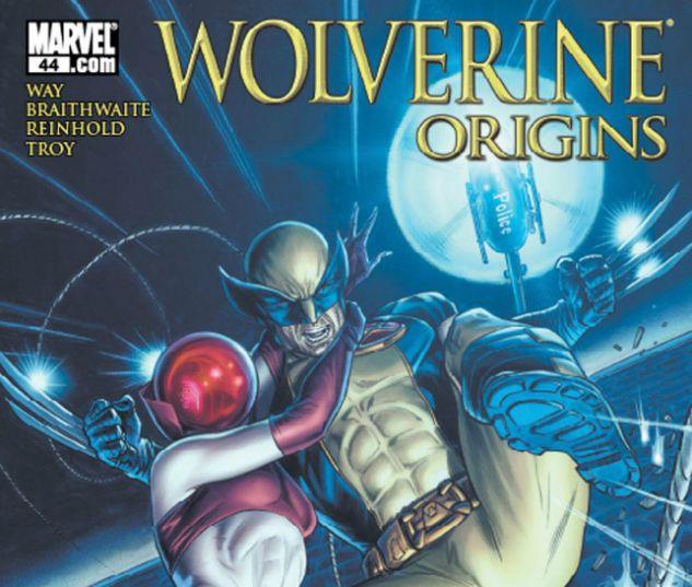 Wolverine Origins (2006) #44