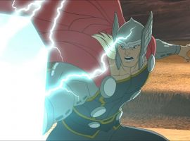 Thor in Marvel's Avengers Assemble - By the Numbers