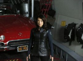 Ming-Na Wen stars as Agent May in Marvel's Agents of S.H.I.E.L.D. - Turn, Turn, Turn