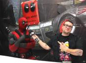 Deadpool at SDCC 2012
