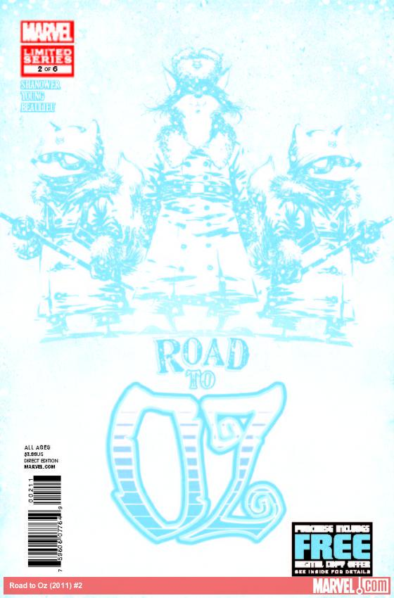 ROAD TO OZ 2 (WITH DIGITAL CODE)