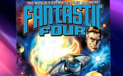 Marvel AR: Fantastic Four #2 Cover Recap