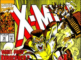 X-Men (1991) #19