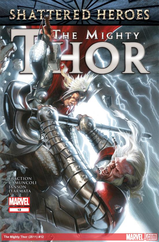 The Mighty Thor (2011) #12
