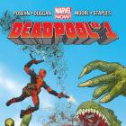 cover from Deadpool (2012) #1 (2ND PRINTING VARIANT)