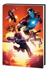 Avengers: West Coast Avengers Omnibus (Hardcover)