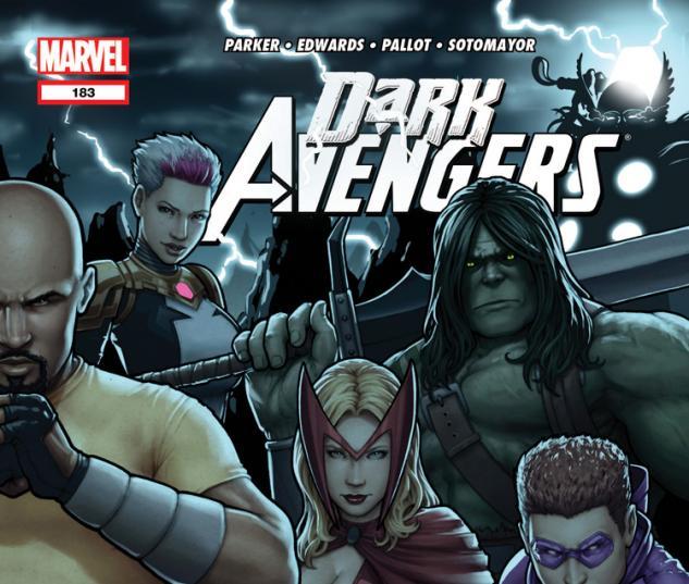 Dark Avengers (2006) #183