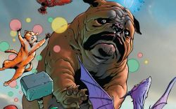 Back To Work With Lockjaw