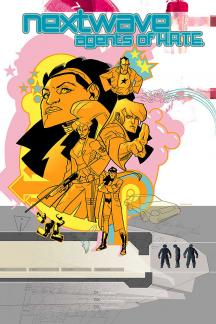 Nextwave: Agents of H.a.T.E. (2006) #10
