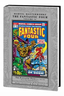 Marvel Masterworks: The Fantastic Four (Hardcover)