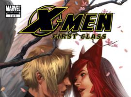 X-Men: First Class (2006) #7 Cover