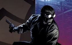 On the Edge of Spider-Verse: Spider-Man Noir