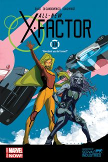 All-New X-Factor #10