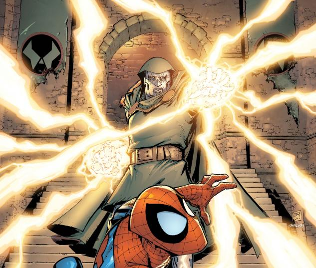 Spider-Man #15 cover