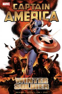 Captain America (2004) #1