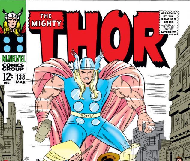 Thor (1966) #138