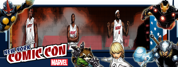 NYCC 2012: LeBron: King of the Rings