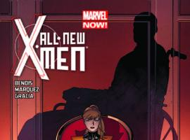 ALL-NEW X-MEN 6 2ND PRINTING VARIANT