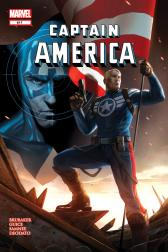 Captain America #617 