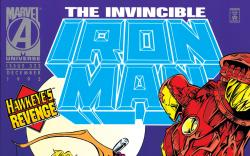 Iron Man (1968) #323 Cover
