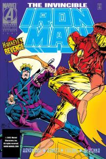 Iron Man #323