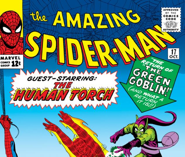 Amazing Spider-Man (1963) #17