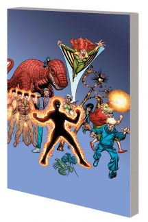 X-Men: Fallen Angels (Trade Paperback)
