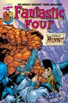 Fantastic Four (1998) #41 Cover