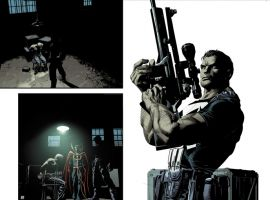 Original Sin #1 preview art by Mike Deodato