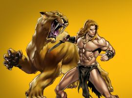 Avengers Alliance: Spec Op – Savage Lands