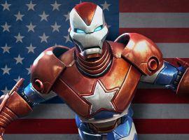 Marvel Contest of Champions: Iron Patriot Spotlight