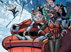 Marvel Holiday Grab Bag 2015: GLX-Mas