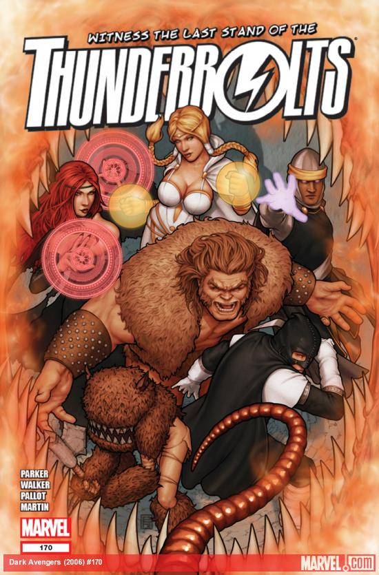 Thunderbolts #170