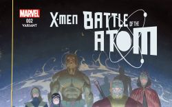 X-MEN: BATTLE OF THE ATOM 2 RIBIC VARIANT (BOTA, WITH DIGITAL CODE)