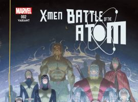 X-MEN: BATTLE OF THE ATOM 2 RIBIC VARIANT (BOTA, WITH DIGITAL CODE)