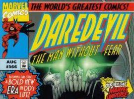 Daredevil #366 cover