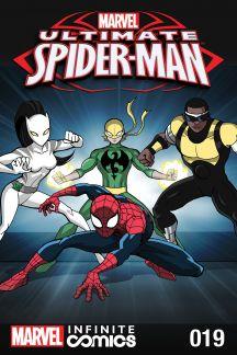 Ultimate Spider-Man Infinite Digital Comic #19