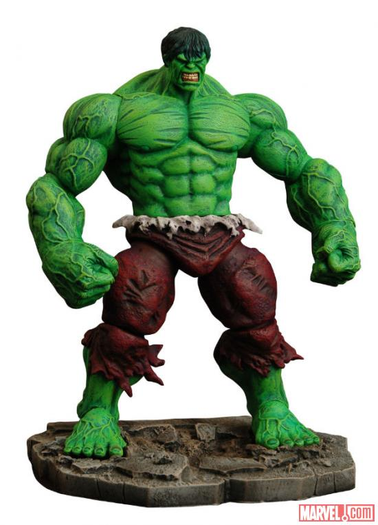 Hulk figure from Diamond Select Toys