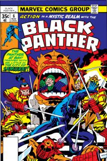 Black Panther (1976) #6