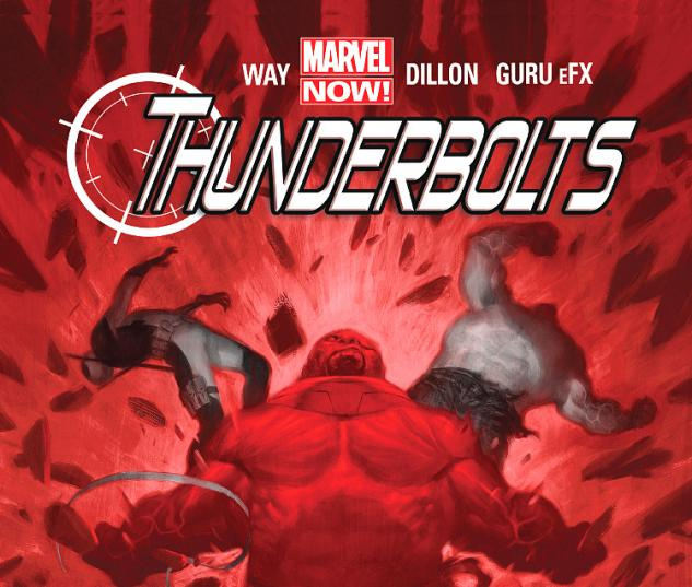 cover from Thunderbolts (2012) #4