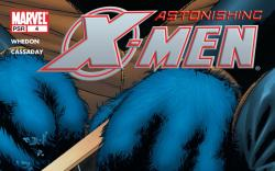 Astonishing X-Men (2004) #4