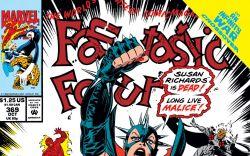 Fantastic Four (1961) #369 Cover